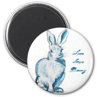 Love Some Bunny Magnet