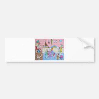 Love Song Bumper Sticker