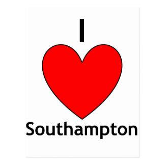 Love Southampton Postcard