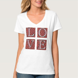 Love Squares: Mola Tee Shirt