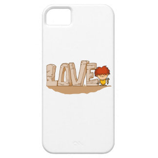 Love Stone Age iPhone Case Cover For iPhone 5/5S