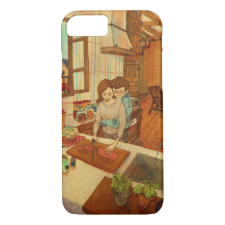 Love story: part 10. iPhone 7 case