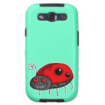 Love Struck Ladybird/Ladybug Galaxy SIII Cover