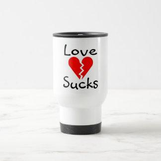 Love Sucks Coffee Mug