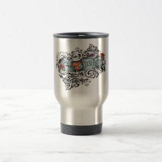 Love Sucks 15 Oz Stainless Steel Travel Mug