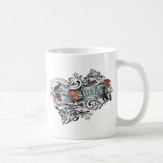 Love Sucks Ornate Mug