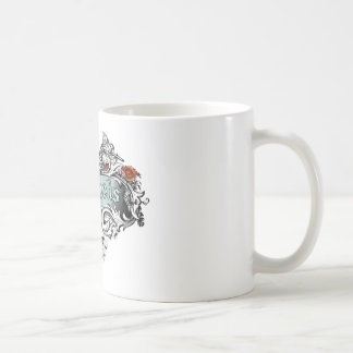 Love Sucks Ornate Coffee Mug