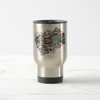 Love Sucks Stainless Steel Travel Mug