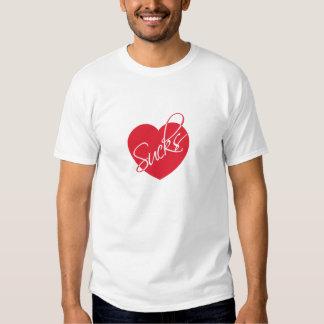 Love sucks t shirts