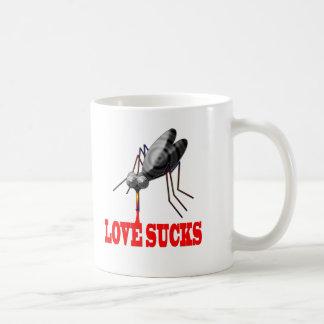 Love Sucks T-Shirts and Gifts Coffee Mug