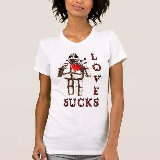 Love Sucks VooDoo Doll Tee Shirt