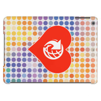 Love Sun Case For iPad Air