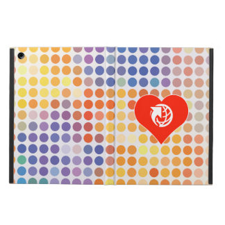 Love Sun Cover For iPad Air