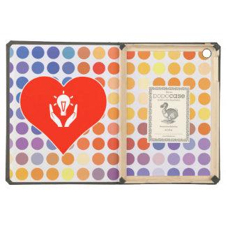 Love Sun iPad Air Cases