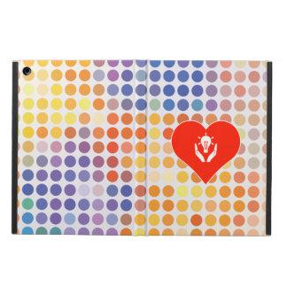 Love Sun iPad Air Covers