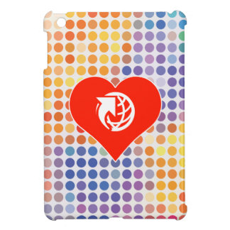Love Sun iPad Mini Cover