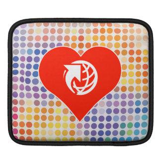 Love Sun iPad Sleeve