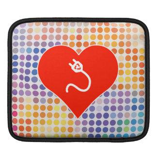 Love Sun iPad Sleeves