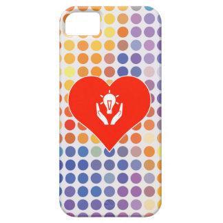 Love Sun iPhone 5 Cover