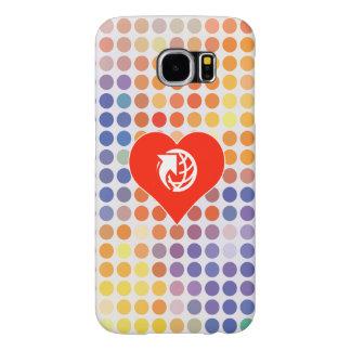 Love Sun Samsung Galaxy S6 Cases