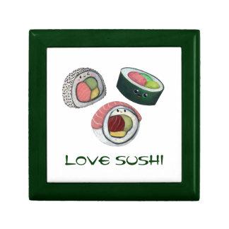 Love Sushi Keepsake Box