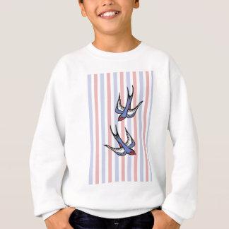 Love Swallows Sweatshirt
