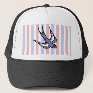 Love Swallows Trucker Hat