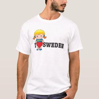 Love Sweden T-Shirt