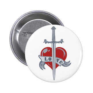 Love Sword custom button