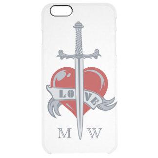 Love Sword custom monogram cases