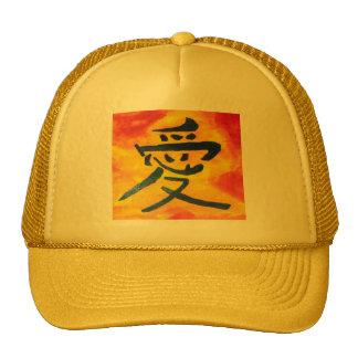 Love Symbol Cap