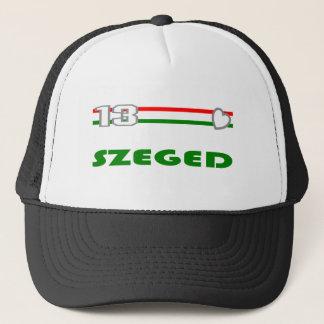 Love Szeged Baseball Cap 2013