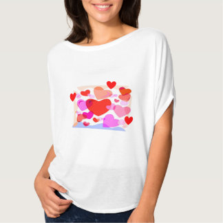 Love T-Shirt For Girls