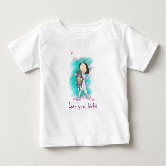 Love t-shirt you, Bichín