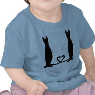 Love Tails - Basic Designer T-Shirt For Toddlers