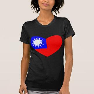 Love Taiwan T-Shirt