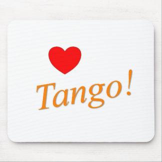 Love Tango! Mouse Pad