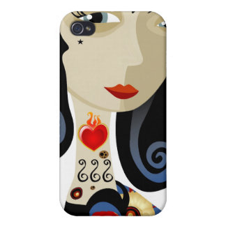 Love Tattoo iPhone 4/4S Cases