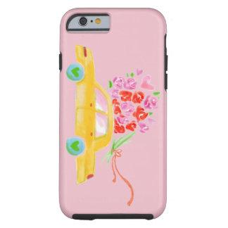 LOVE TAXI TOUGH iPhone 6 CASE