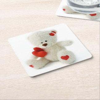 Love Teddy coasters