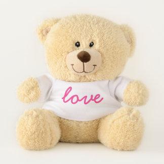 love teddy teddy bear