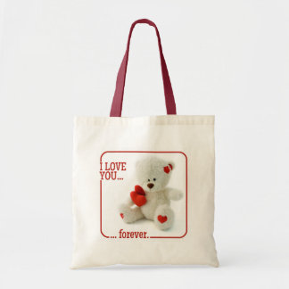 Love Teddy Valentine bags