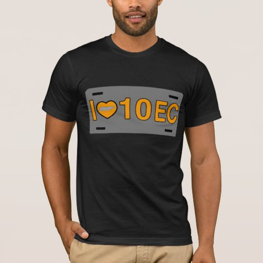 Love Tennessee T-Shirt