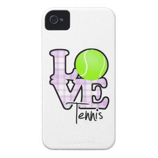 Love Tennis iPhone 4 Case-Mate Case