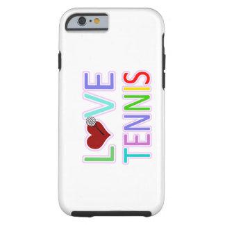 LOVE Tennis Tough iPhone 6 Case