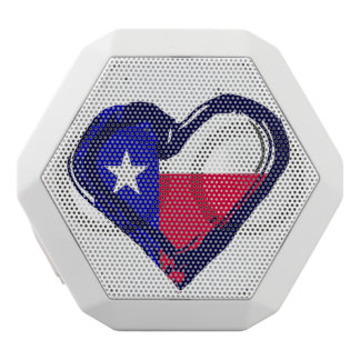 Love Texas - Flag in Heart