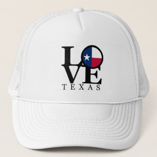 LOVE Texas Hat