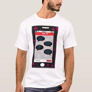 Love Text Convo T-Shirt