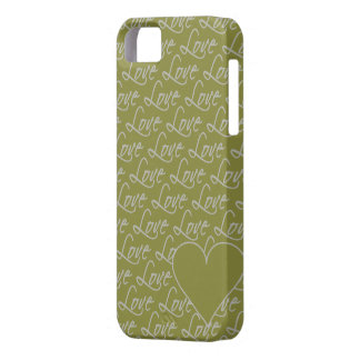 Love Text iPhone 5 Case-Mate