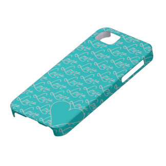 Love Text iPhone Case-Mate